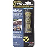 PC Products PC-Metal Epoxy Putty, 2oz Stick, Dark