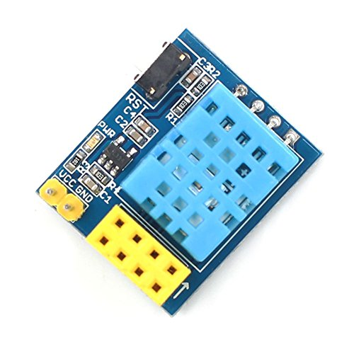 Price comparison product image ETbotu ESP8266 DHT11 Temperature and Humidity WiFi Module Wireless Module ESP-01