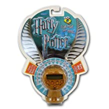 Harry Potter 20 Questions Game (20Q) Golden Snitch Design With Removable Wings