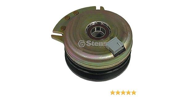 Amazon.com: Stens 255-511 Warner Electric PTO Clutch 5217-35 for MTD, Cub Cadet, John Deere, Husqvarna, Snapper, Ariens, AYP: Industrial & Scientific