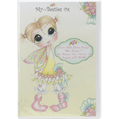 My-Besties Crafting CD-Wee Winged One by My-Besties