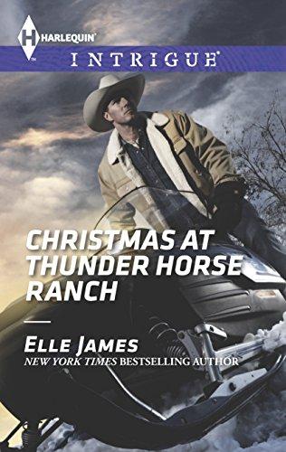 (Christmas at Thunder Horse Ranch (Harlequin Intrigue))