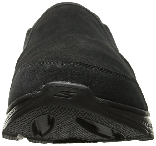 Walk Slipper 4 Go Übergröße 54173 Skechers TPE in Black RAqIwWU