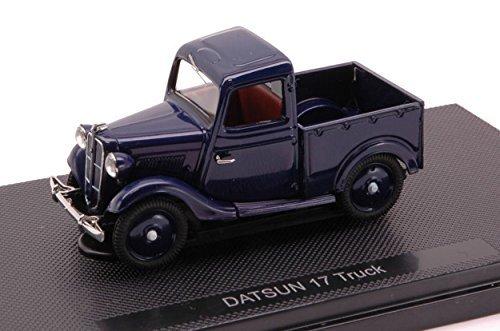 Datsun 17 Truck Pick Up 1938 Dark Blue 1:43 Model 44348