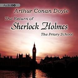Sherlock Holmes: The Adventure of the Priory School