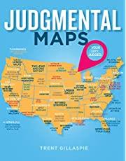 Judgmental Maps: Your City. Judged.