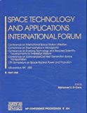 Space Technology and Applications International Forum - 2000 9781563969195
