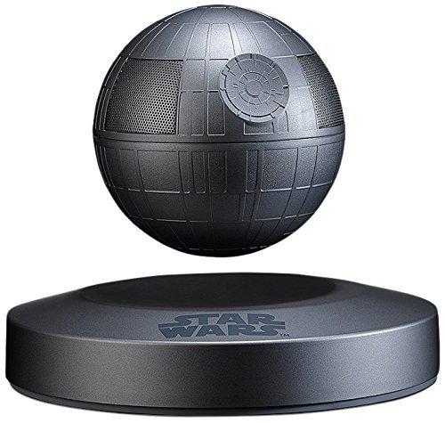ars Levitating Death Star Bluetooth Speaker (Certified Refurbished) ()
