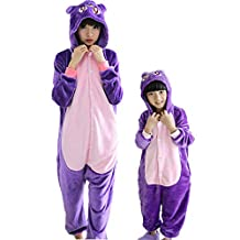 Warm Sleepwear Kid Adult Halloween Cosplay Pajamas Costume Kigurumi