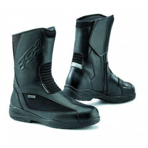 TCX 7123G Explorer Evo GTX Mens Street Motorcycle Boots - Black Size EU 46/US 12