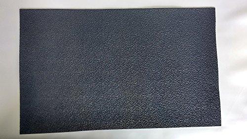 Black Crepe Natural Gum Rubber 21 1/2