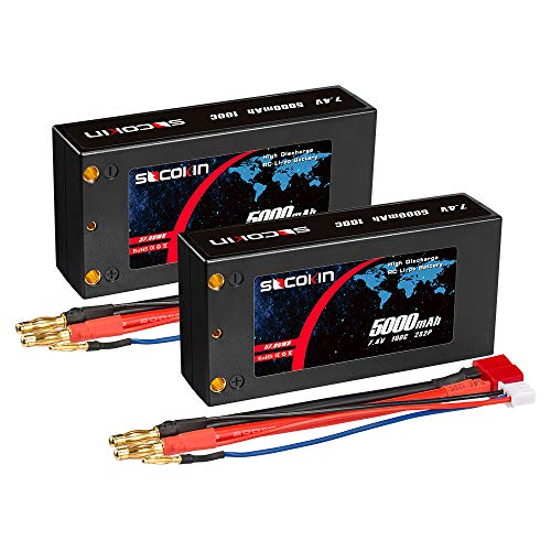 rc car lipo battery 5000 mah - 3