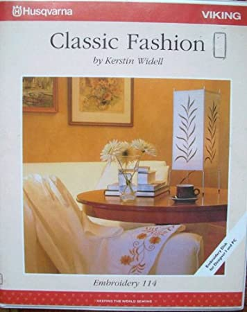 Amazon Husqvarna Viking Classic Fashion Emboidery 114