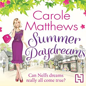 Summer Daydreams Audiobook