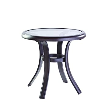 Merveilleux Statesville Patio Side Table