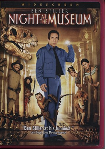 TCFHE Night at The Museum (DVD/WS-2.35/ENG-SP SUB/SENSORMATIC)