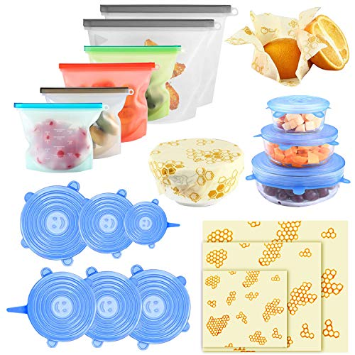 Silicone Eco Friendly Reusable Preservation Vegetable product image
