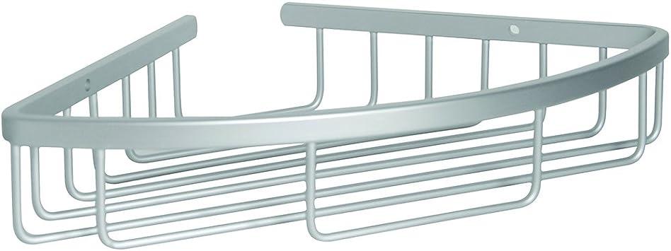 MSV Estante, Aluminio, Cromado, 22.5x22.5x5.5 cm: Amazon.es: Hogar
