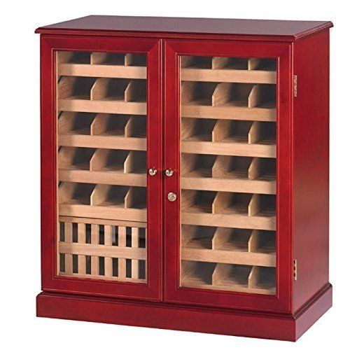 (Quality Importers Trading Commercial Bundle Humidor Cabinet)