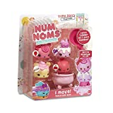 Num Noms Scented  Starter 4-Pack - Triple Berry Cupcake