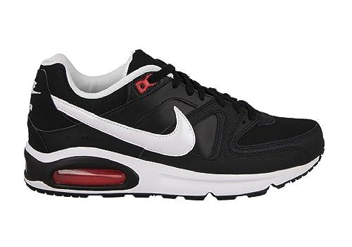 9c76c6a3e6 Nike Air Max Command Leather Sneaker black/white/red, EU Shoe Size:EUR  48.5, Color:black: Amazon.ca: Shoes & Handbags