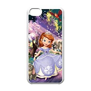 iphone5c cell phone cases White Sofia the First Once Upon a Princess fashion phone cases HRE4519990