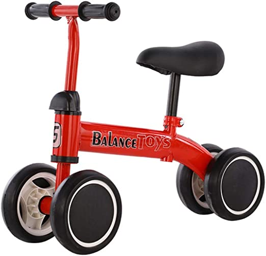 M-YN Bicicletas sin Pedales niños Bebé Bicicleta de Equilibrio ...