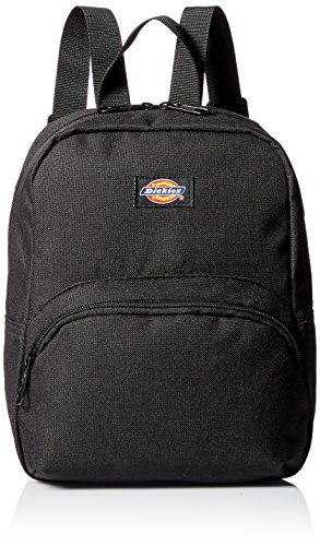 (Dickies Mini Backpack, Black)