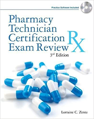 Pharmacy Technician Certification Exam Review (Delmar\'s Pharmacy ...