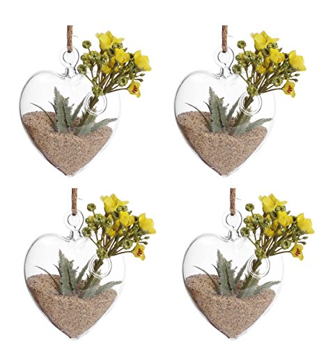 Heart Shape Glass - 7