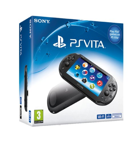 Sony Playstation PS Vita Console Wi-Fi