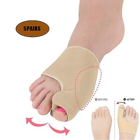 Corrector de juanetes, enderezadora dedo gordo del pie con ...