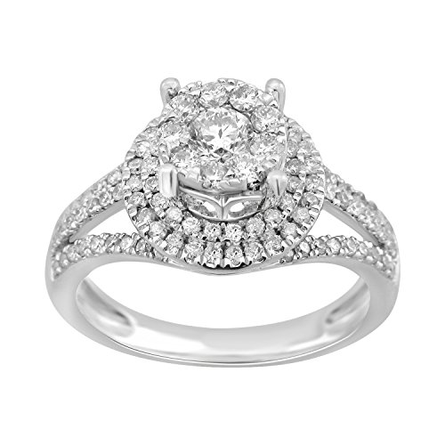 0.90 Ct Tw Round Diamonds - 3