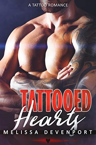 Tattooed Hearts: A Tattoo Romance (Hot Ink Book 2)