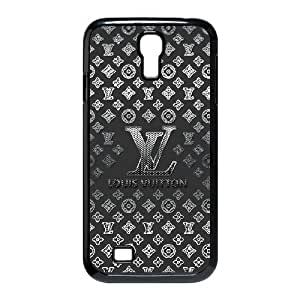 Exquisite stylish Louis with Vuitton phone protection shell Samsung Galaxy S4 I9500 Cell phone case for LV Logo pattern personality design