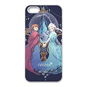 Beautiful Charming Frozen Iphone 4s Case Cover - Beautiful Charming Frozen Iphone 4s Hard Plastic Case Cover