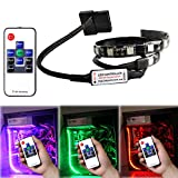 LED Light Strip RGB Multi Color Change with Magnetic and Remote Controller for Computer Case Decoration