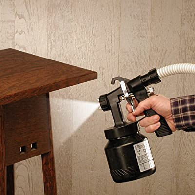 Rockler HVLP Spray Gun - Hvlp Sprayers -