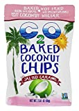 C2O Pure Coconut Water Chips with Salted Caramel, 2.82 oz