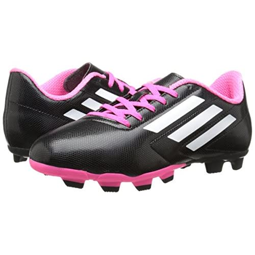 adidas Performance Conquisto Firm-Ground J Soccer Cleat (Little Kid/Big Kid)
