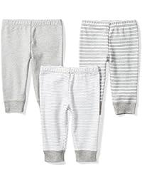 Baby Set of 3 Organic Cotton Pants