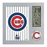 Chicago Cubs Team Desk Clock