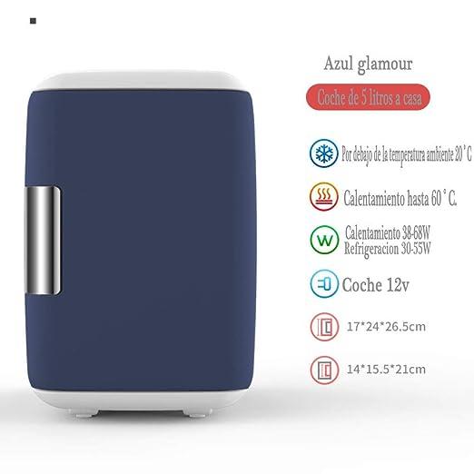 YIWANGO Refrigerador Portátil para El Automóvil 12V DC ...