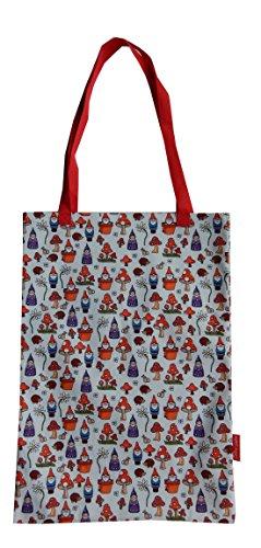 Selina-Jayne Zwerge Limitierte Auflage Designer Baumwolltasche (Tote Bag)