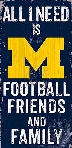 Fan Creations Michigan Wolverines 12