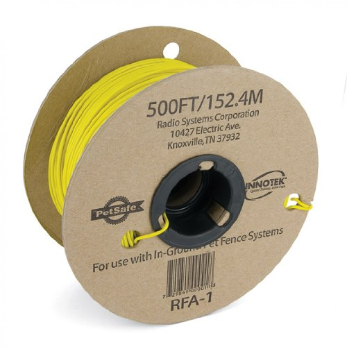 tsafe RFA-1 500 feet boundary wire - 20 gauge (Petsafe Fence Wire)