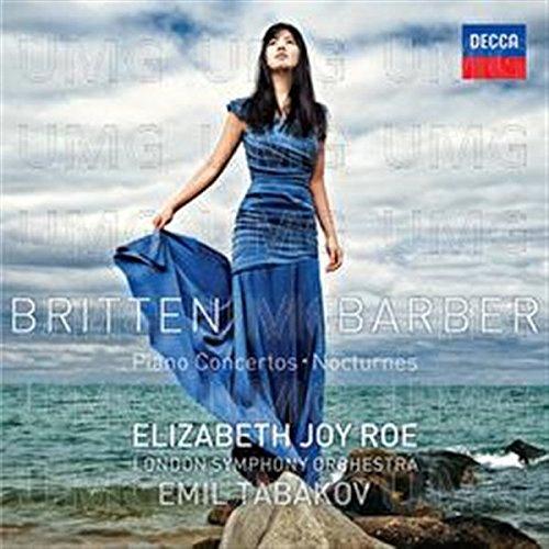 Britten & Barber Piano Concertos; (Barber Piano Concerto)