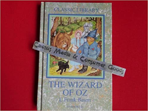 Téléchargement gratuit d'ebooks en pdf Wizard of Oz (Classic library) (French Edition) PDF DJVU