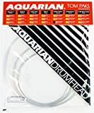Aquarian Drumheads TC-C Texture Coated Tom Pack 10,12, 16-inch