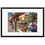 """MCS 65745 Puzzle Frame with Black Finish for Puzzle Sizes 20""""x30"""" & Smaller"""